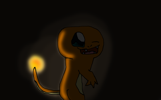 Charmander by HopehGlaceon