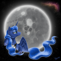 Luna by The1Xeno1