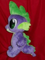 Spikey Wikey by FeatherStitched