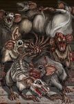 Rat King by TmoeGee