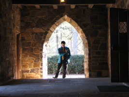 Lupin III_Cosplay 1_archway by FilmmakerJ