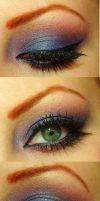 moody blues - firey red by munstermakeup