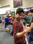 Markiplier leaving ComicCon 2015 by LucasGodzilla