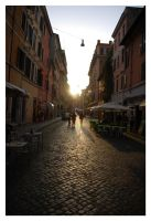 An afternoon in Rome by 3hika