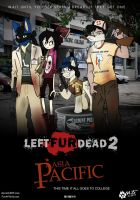 Left Fur Dead 2 - Asia Pacific by wolfjedisamuel