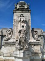 Christopher Columbus Memorial by 44NATHAN