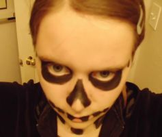 Black Parade Make-Up 2 by CoversAndCosplay