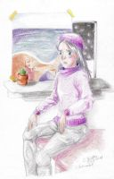 First Snow 2008 by laquaza