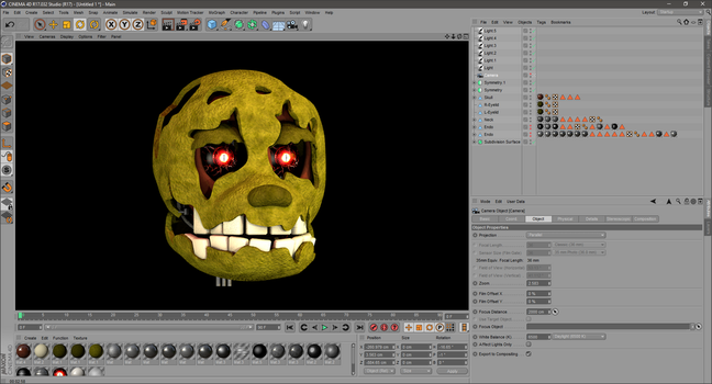 AI SpringTrap WIP 1 by PuppetProductions