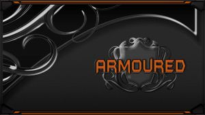 Armoured walls by deviantdon5869