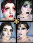Hogwarts by itashleys-makeup