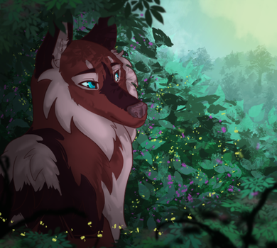 By the Light by Xenonith
