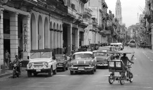 One day in Havana No. 3 by BenoitAubry