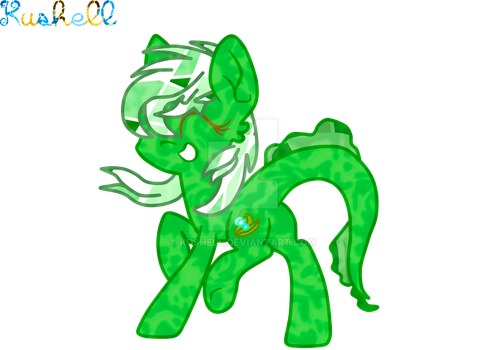 Lets Dance Pony (Gift) by Kushell