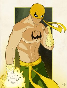 The Immortal Iron Fist by Mro16