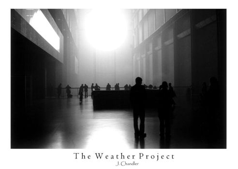 The Weather Project by liquidfire