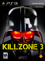 Killzone 3 Vader Cover by Grasuc