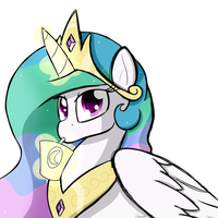 Princess Celestia by Ramott