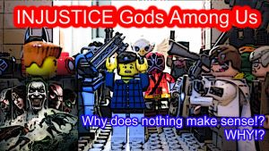 Geekgo Episode 18 Title Injustice Gods Among Us by Digger318