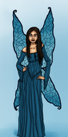 Bethany - Fairy of Beauty for Falsedisposition by jessypet92