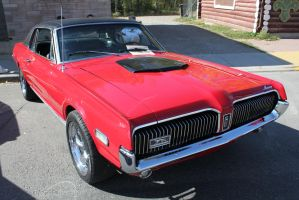Resto-Mod Cougar Returns! by KyleAndTheClassics