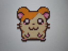 Hamtaro by 8-BitBeadsStudio
