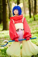 Eiko by Firiless