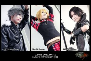 C2AGE Day 1: TnC by SilentCircus90