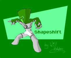 Shapeshift by ztak1227 by Pencil-Fluke