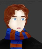 Ravenclaw!Charles by chrissybob777