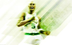 Kevin Garnett Wallpaper by rhurst