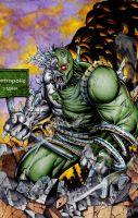 Jim Kyle - Doomsday by mikephifer