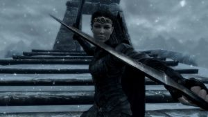 Daughter of Skyrim VII by Solace-Grace
