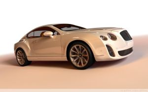 Bentley Supersport by peregrhino