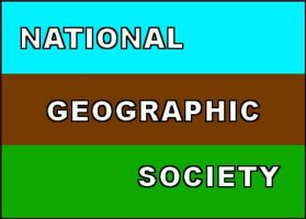National Geographic Flag by yavinfour