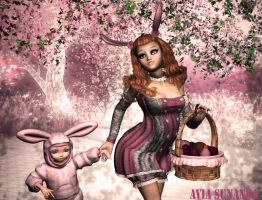 HapPYyy Easter by Avia-Sunanda