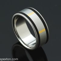 """Harris"" Ring by Spexton"