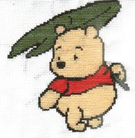 winnie the pooh by meangreen101