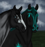 Practically Brothers by Thoroughbreds4Me
