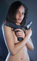 Stock Sexy Guns by TamvakisPhoto