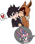 Smooch Coloured by KTUOS