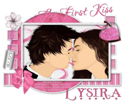The First Kiss by Lysira2610
