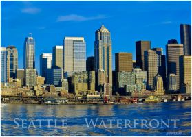 On The Waterfront by DavidWegley