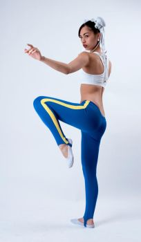 Chun Li Sporty 1a by jagged-eye
