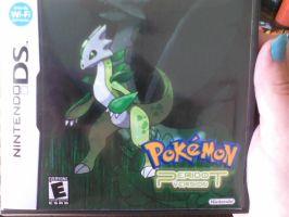 OMG MY NEW GAME CAME TODAY by JelloJolteon2000