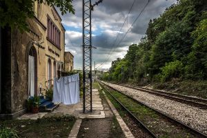 Living by the railway by MilanNikolaPetrovic