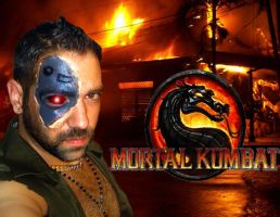 MORTAL KOMBAT: KANO by HighwindDesign