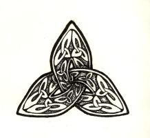 Celtic Knot 04 by sladeside
