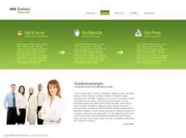 Business Green by ZodiakDesigns