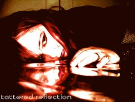 Tattered Reflection by His-Ashes